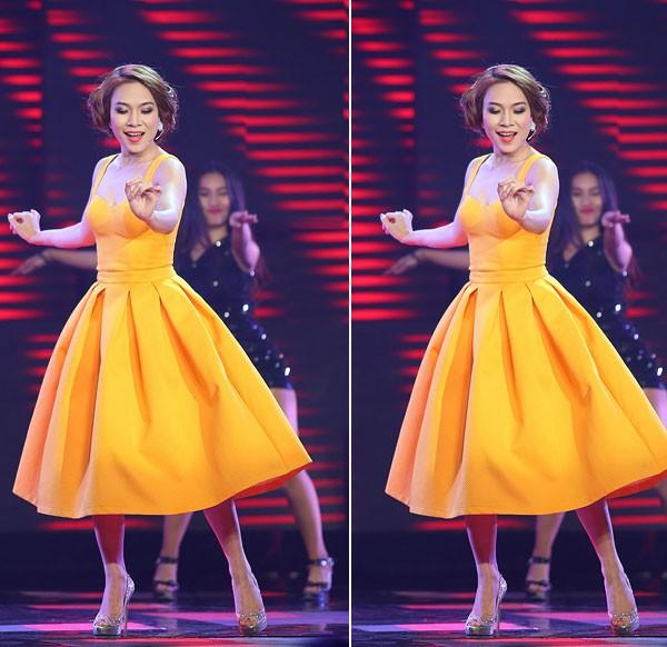 Kiều nữ Việt xinh lung linh với dáng váy xoè 4