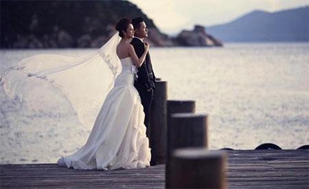 Ảnh hiếm của vợ chồng Jennifer Phạm 15