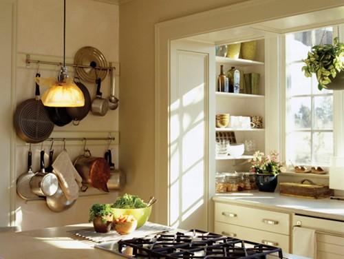 10 mẹo xoay trở cho gian bếp nhỏ 1
