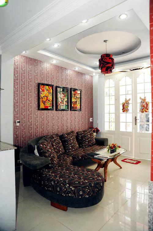 Ngó nghiêng nhà đẹp của Nguyễn Phi Hùng 3