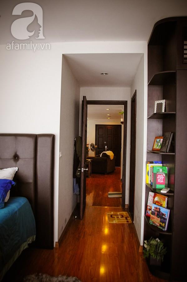 Ngắm căn hộ ấm áp tại Hoàng Hoa Thám, Hà Nội 10