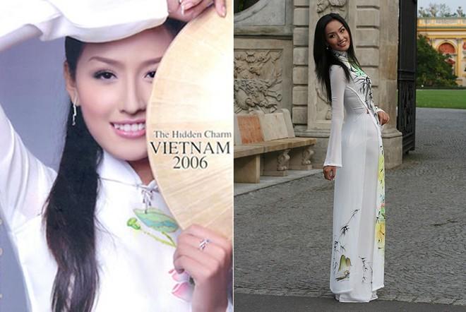 Những sự cố đáng tiếc của các người đẹp Việt trên đấu trường quốc tế 5
