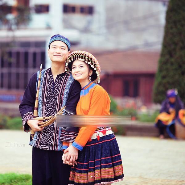 Ảnh cưới độc đáo của các cặp vợ chồng sao Việt 16