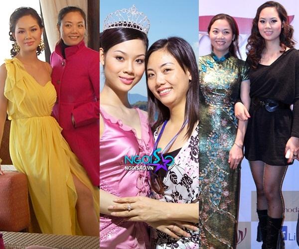 """Những cặp mẹ - con sao Việt trẻ trung như... """"hai chị em"""" 4"""
