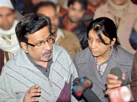 Cha mẹ kêu oan sau khi bị kết tội giết con gái 1