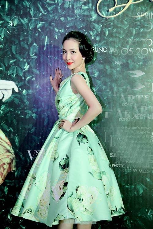Những mỹ nhân Việt con nhà danh gia vọng tộc 5