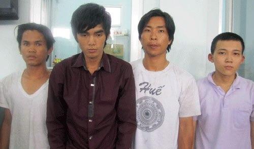Tướng cướp 20 tuổi gây án tàn bạo tại Sài Gòn 1