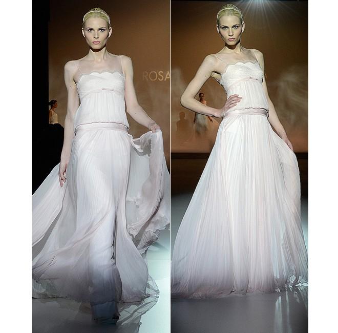 Khi người mẫu nam chuộng áo ren mỏng, váy xòe 9