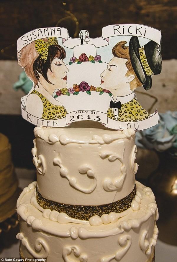 Chùm ảnh cưới đẹp long lanh của cặp đôi đồng tính Mỹ 10