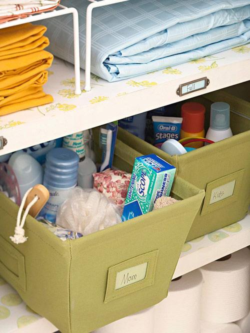 Bí quyết sắp xếp tủ đồ gọn gàng 8