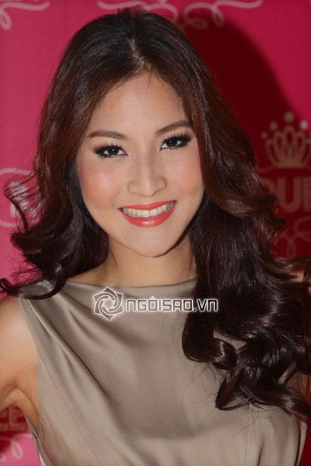 Ngọc Trinh hàng hiệu dát đầy mình vẫn lép vế trước hoa hậu hoàn vũ Thái Lan 9
