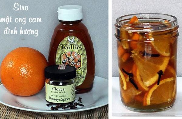 5 cách ngâm chanh mật ong trị ho mùa đông 11