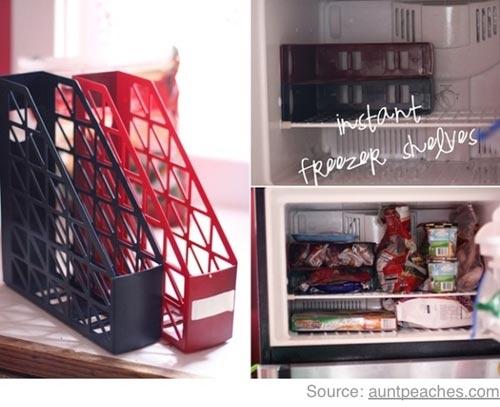 Mẹo vặt giữ tủ lạnh sạch sẽ, gọn gàng 7