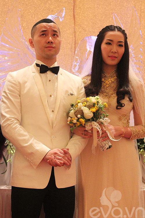Cận cảnh đám cưới cổ tích của Á hậu Thùy Trang 5