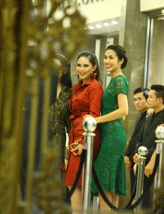 Những khoảnh khắc đặc biệt của Sao Việt và mẹ chồng 8