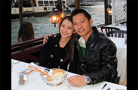 Ảnh hiếm của vợ chồng Jennifer Phạm 12