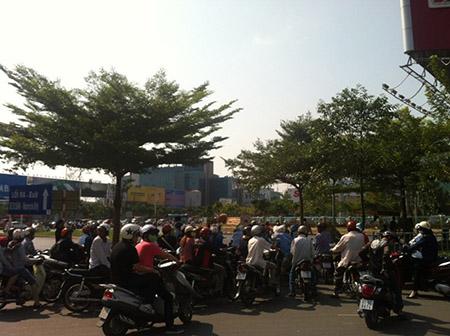 Tăng cường an ninh tại sân bay Tân Sơn Nhất 6