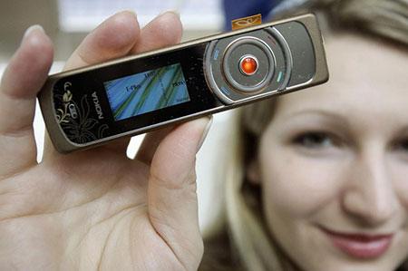 Những điện thoại có thiết kế lập dị nhất lịch sử 8