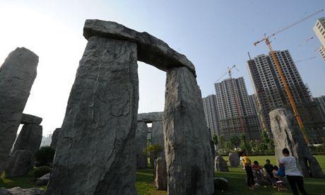 Những công trình nổi tiếng bị sao chép khắp thế giới 8