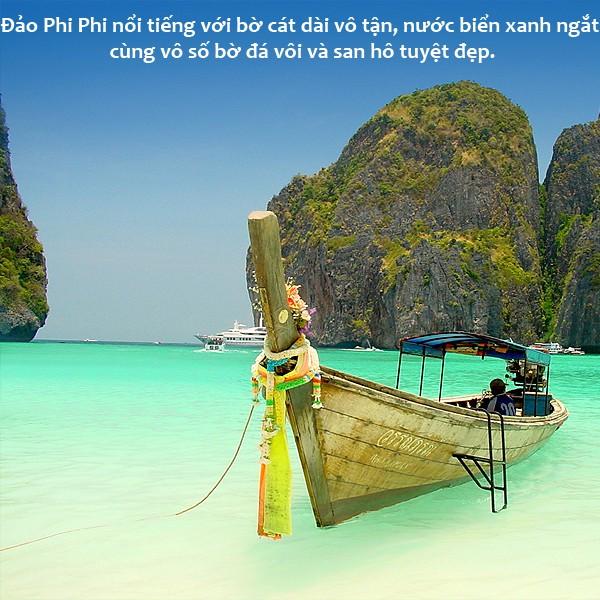 """Ngắm """"vịnh Hạ Long của Thái"""" qua chùm ảnh độc đáo 3"""