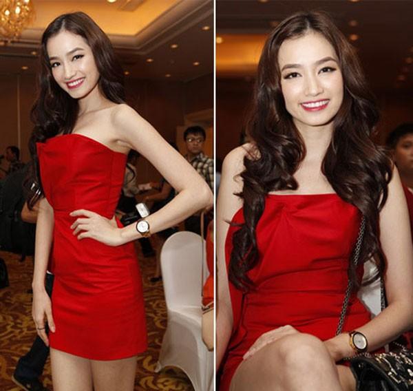 Phong cách thời trang đẹp mỹ miều của Trúc Diễm 9