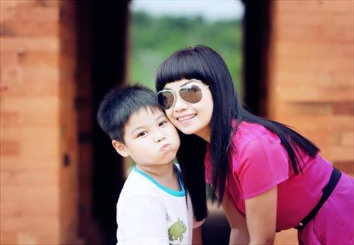 Ngắm con trai 6 tuổi của Ngọc Khuê 4