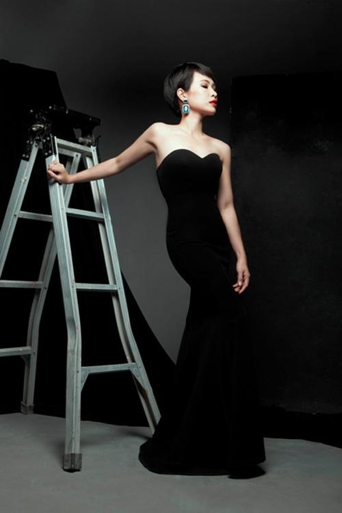 Những mỹ nhân Việt mặc đẹp dù có chiều cao khiêm tốn 6