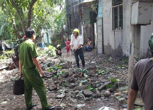 Nồi hơi nổ văng xa 50 mét, một Việt kiều thiệt mạng 1