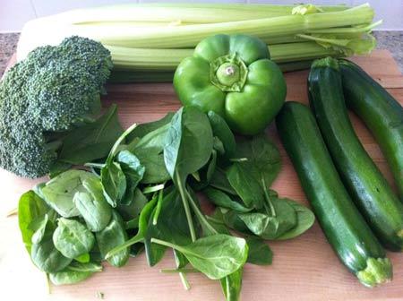 Những loại thực phẩm chống lão hóa da 3