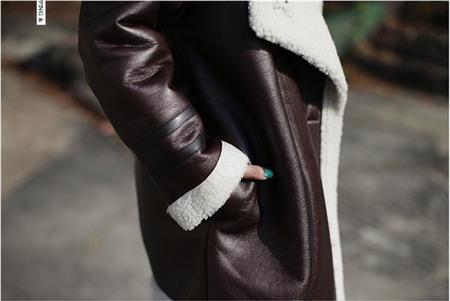 """Bí quyết mặc ấm và phong cách cho những ngày đi làm trời """"siêu lạnh"""" 26"""