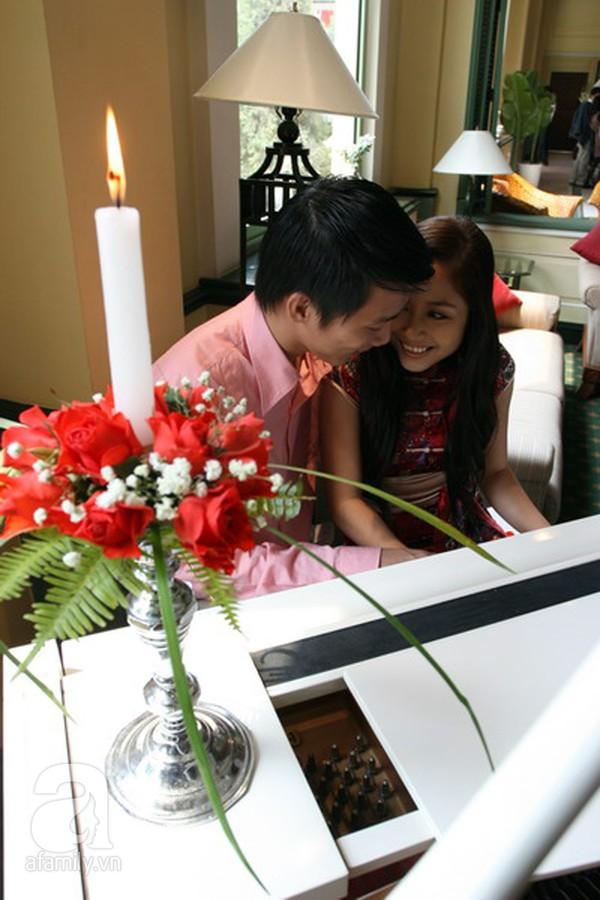 Ốc Thanh Vân từng chia tay 2 lần dù đã đính hôn 9