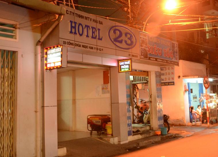 Bà chủ tiệm tóc bị giết dã man trong khách sạn 1