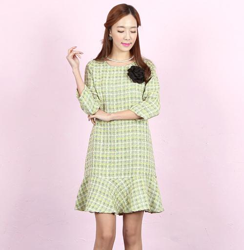 3 loại váy cực mát mẻ cho nàng công sở 5