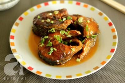 Lạ miệng ngon cơm với cá kho nước cốt dừa 10