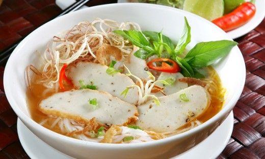 Những quán bún cá ngon ở Sài Gòn 3