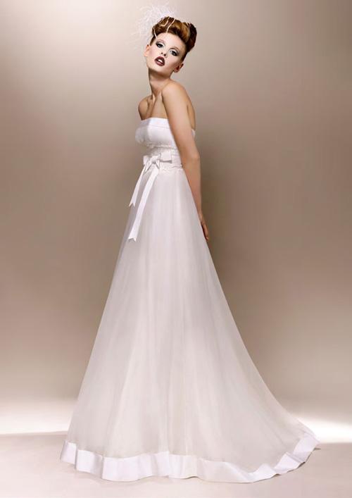 """10 váy cưới vintage """"trong mơ"""" cho cô dâu mùa thu 8"""