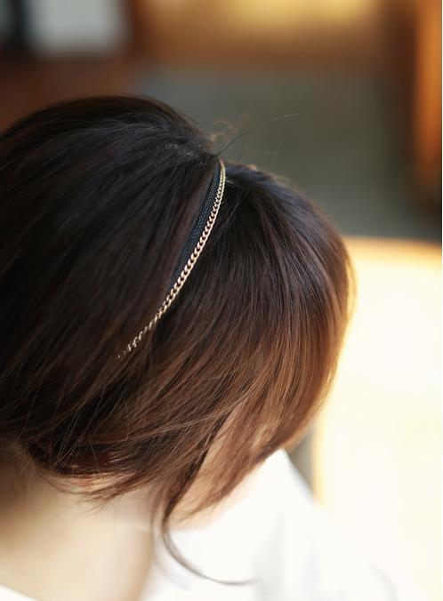 Phụ kiện tóc quyến rũ cho nàng công sở ngoài 30 2