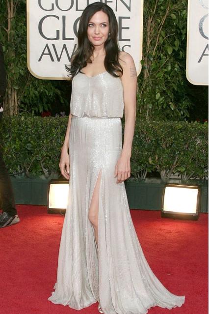 Gu thời trang đáng nhớ của Angelina Jolie 11