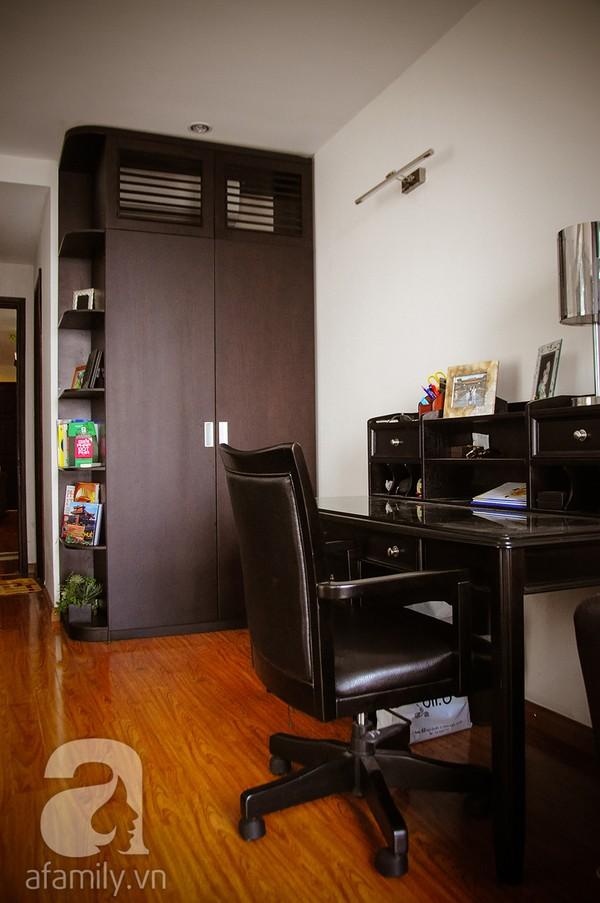 Ngắm căn hộ ấm áp tại Hoàng Hoa Thám, Hà Nội 9