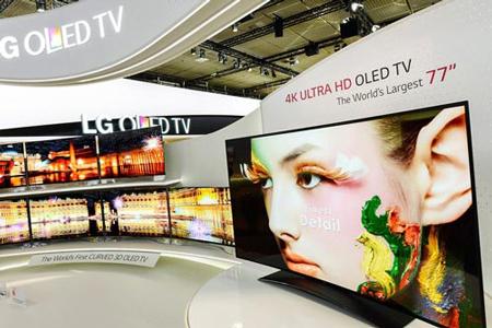LG tấn công thị trường bằng TV thế hệ mới 1