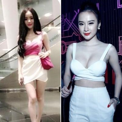 Em gái Angela Phương Trinh cũng 'dao kéo'? 9