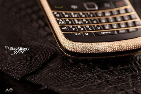 """Chiêm ngưỡng """"dế"""" BlackBerry giá 1 tỷ đồng 2"""