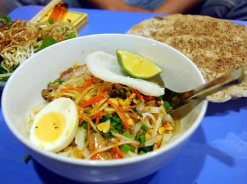 Các món mỳ ngon, không sợ nóng ở Hà Nội 3
