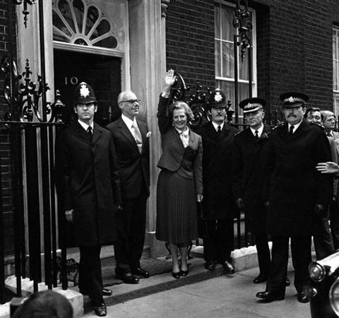Margaret Thatcher - Một đời lừng lẫy 8