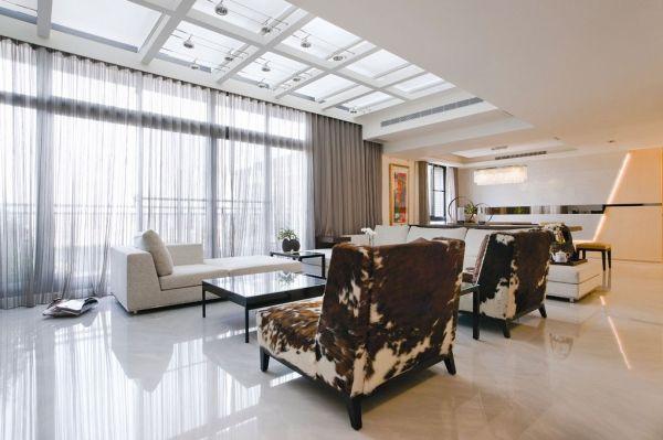 15 phong cách nội thất cho phòng khách rộng 8