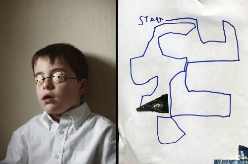Con trai tự kỷ qua ống kính của người bố 9