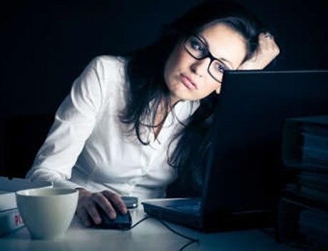 Hay làm việc vào ban đêm, phụ nữ khó thụ thai 1
