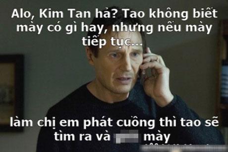 """Khẩu chiến gay cấn vì """"cơn sốt Kim Tan"""" 3"""