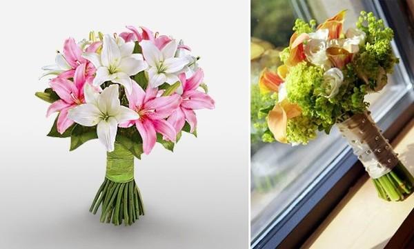 5 cách cắm hoa ly để bàn tuyệt đẹp 4