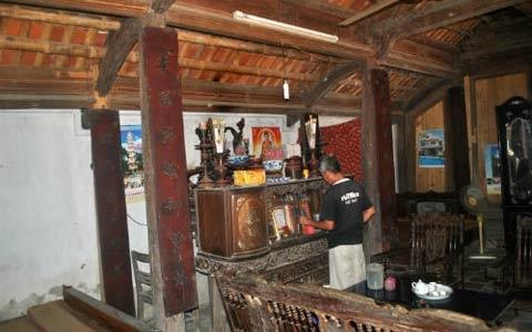Chiêm ngưỡng nhà cổ 200 tuổi đẹp hiếm thấy ở Thanh Hóa 2